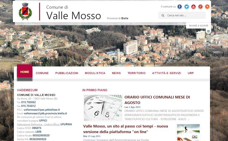 Valle Mosso